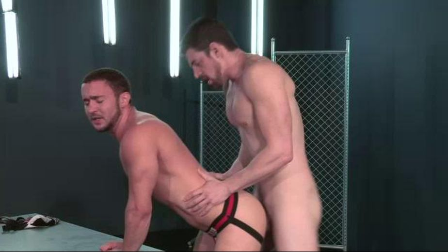 Squeezing In a Workout, starring Andrew Stark and Colt Rivers, produced by Raging Stallion Studios and Falcon Studios. Video Categories: Muscles, Anal, Jocks and Safe Sex.