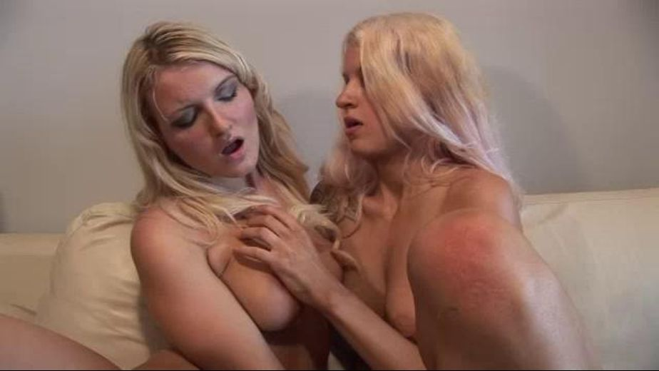 Tall and Short Blond Canadian Lesbians, starring Lacey, produced by Cinemaview. Video Categories: Lesbian, Blondes and Natural Breasts.