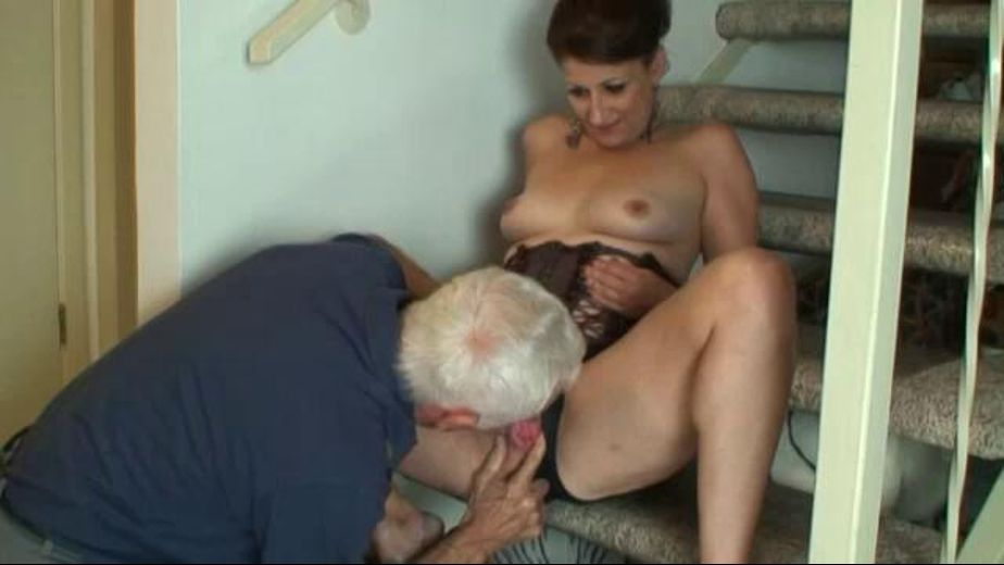 The MILF, the Silver Fox and the Fat Hamster Dick, starring Carl Hubay and Connie (Hot Clits), produced by Hot Clits Video. Video Categories: Big Dick, Masturbation, Amateur, Mature, Older/Younger and Blowjob.