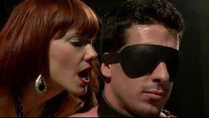 Maitresse Madeline Punishes Tyler.