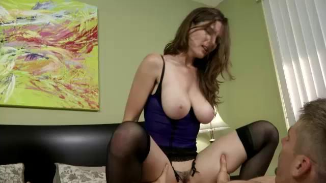 Amatuer natural breasts anal