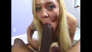 Wet And Horny Blonde Slut.