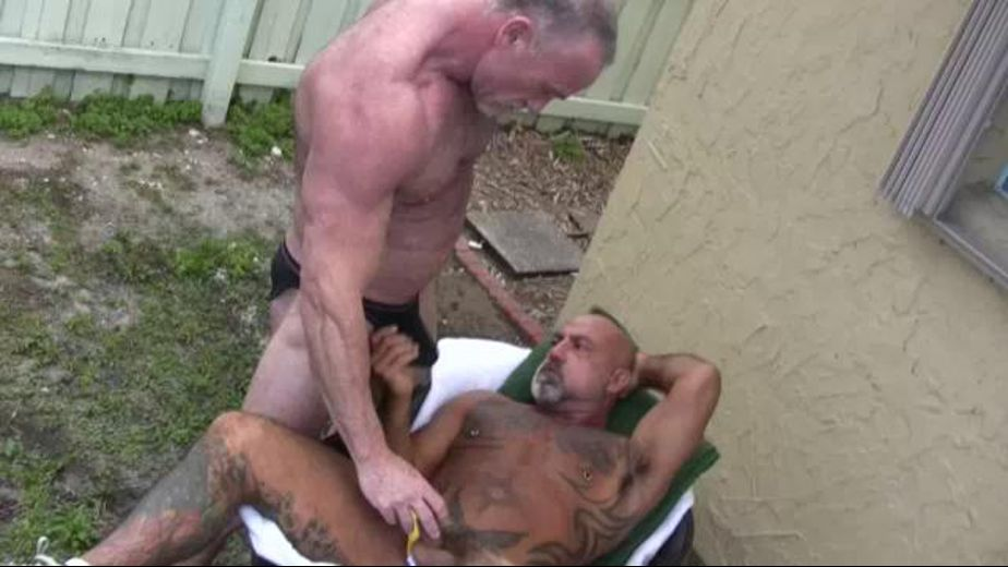 Wheelbarrow Full of Hairy Bear, starring Bo Banger and Mickey Collins, produced by Pantheon Productions. Video Categories: Muscles, Safe Sex and Bear.