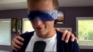 The Blindfold Sex Trip Game.