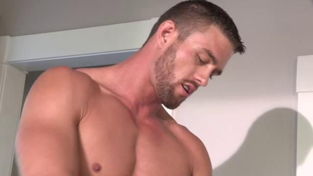 Gay shower blowjobs