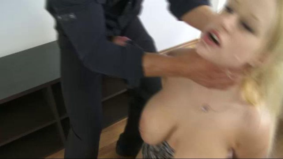 Busty Blonde Takes A Cock While Pig Tied, produced by Everlust. Video Categories: Blondes, Fetish, College Girls and BDSM.