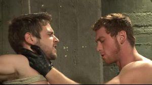 Connor Maguire Loves Punishing the Prisoner.