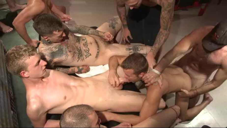 Super Slut Conner Sucks Cock, starring Christian Wilde and Connor Patricks, produced by KinkMen. Video Categories: BDSM, Safe Sex, Fetish, Anal, Muscles and GangBang.