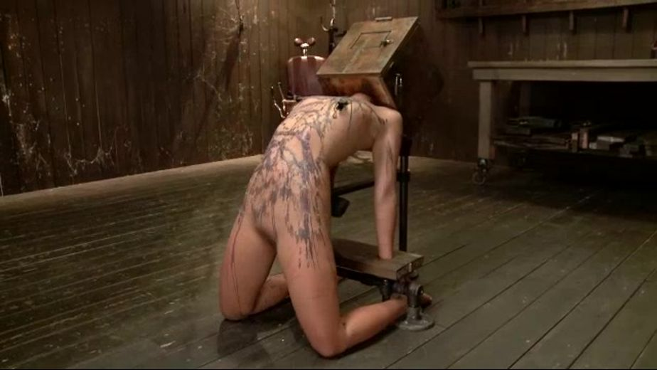 Waxed, Shackled and Boxed In, produced by Kink. Video Categories: Masturbation, BDSM, Fetish, Asian, Interracial, Natural Breasts and Small Tits.
