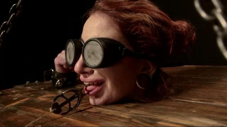 Poor Sheena in Insane Device Torture, starring Sheena Rose, produced by Kink. Video Categories: Small Tits, Fetish, Redheads and BDSM.