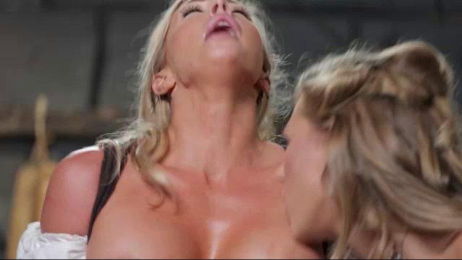 Cinderella's Step Sisters Are Truly Wicked, produced by Wicked Pictures. Video Categories: Blondes, Big Tits, Lesbian and Adult Humor.