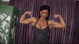 Elisa Ann's Clit Has Muscles Too.