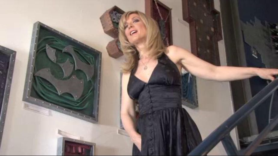 Nina Hartley Introduces Her Daughter To Dick, starring Nina Hartley, Sonny Hicks and Britney Young, produced by Devils Film and Devil's Film. Video Categories: College Girls, MILF, Threeway and Mature.