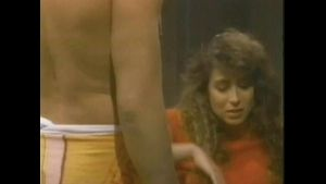 Christy Canyon Lays Down the Threesome Rules.