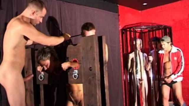 Gay Bondage Dungeons