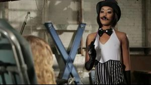 You Will Obey Skin Diamond's Moustache.