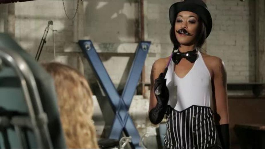 You Will Obey Skin Diamond's Moustache, starring Skin Diamond and Alison Faye, produced by Mental Beauty and Girlfriends Films. Video Categories: Interracial, BDSM, Lesbian and Fetish.