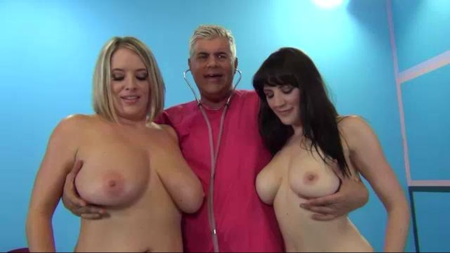 Big Titty Shake Down With Maggie and Samantha, starring Maggie Green and Samantha Bentley, produced by Immoral Productions. Video Categories: Amateur, Gonzo, MILF and Big Tits.