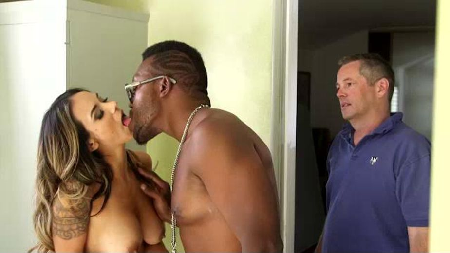 The Landlord's Wife Shows Him Who's Boss, starring Nadia Styles, produced by Mile High Media and Reality Junkies. Video Categories: Blowjob, Cuckold, Black, Brunettes, Big Dick and Interracial.