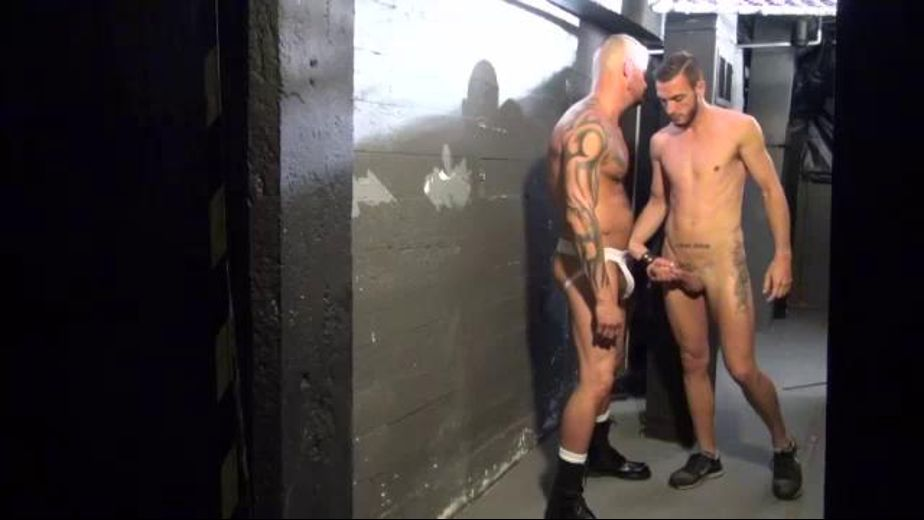 Serious About Sucking Cock, starring Derrick Hanson and Dylan Hyde, produced by Raw Fuck Club and Dark Alley Media. Video Categories: Muscles and Blowjob.