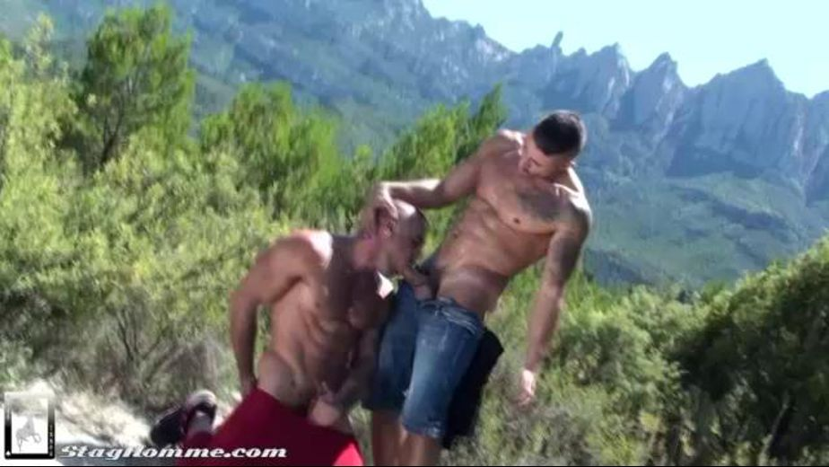 A Scenic Sex Act With Damien And Max, starring Damien Crosse and Max Toro, produced by Stag Homme Studios. Video Categories: Safe Sex, Anal and Muscles.