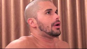 Danny Lopez's Sensual Fuck With Chad Brock.