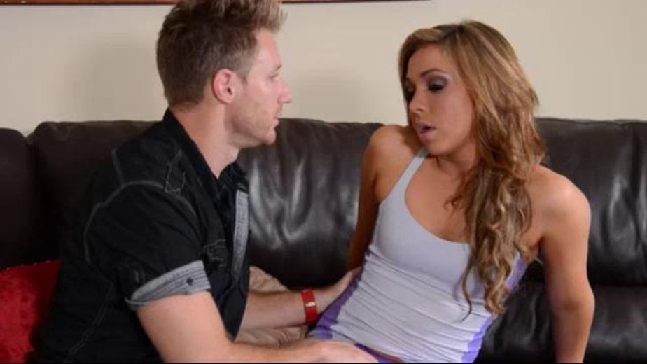 Blackmailing His Son's Stripper Girlfriend, starring Cat and Levi Cash, produced by Manipulative Media. Video Categories: College Girls, Blondes, Blowjob, Natural Breasts and Small Tits.