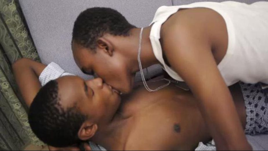 Young African Twink Lovers, starring Michael * and Hakim, produced by 80 Gays. Video Categories: Blowjob, Anal and College Guys.