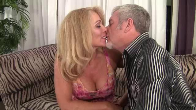 Hot milf first time on video