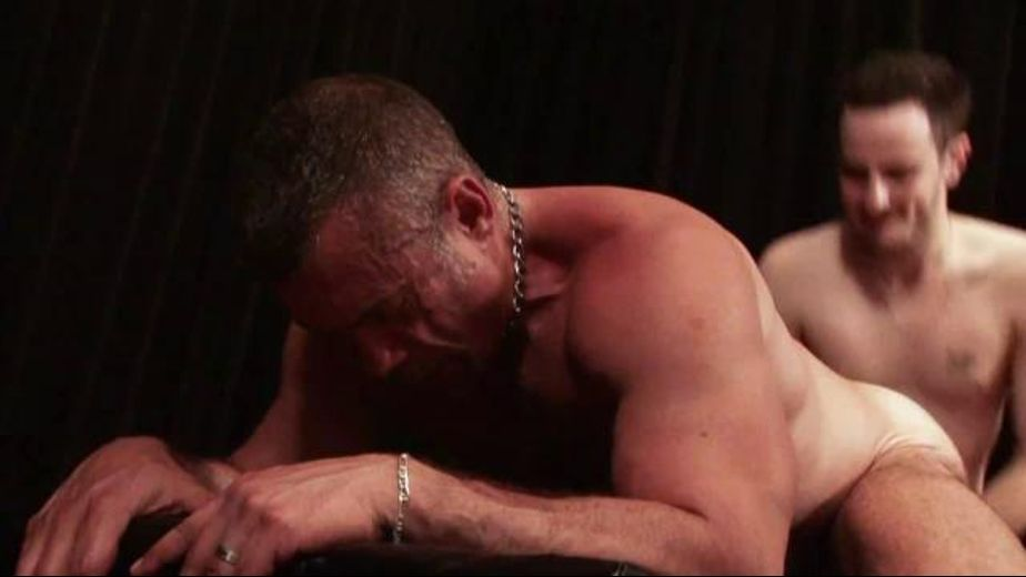 Testing For A Job That Starts at the Bottom, starring Jake Mitchell, Randy Harden and Jack Handler, produced by Treasure Island Media. Video Categories: Bareback, Muscles, Blowjob, Anal and Pigs.