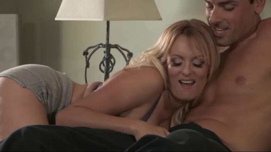 Stormy Daniels Takes Her Breakfast In Bed, starring Stormy Daniels and Ryan Driller, produced by Wicked Pictures. Video Categories: Adult Humor, Big Tits and Blondes.