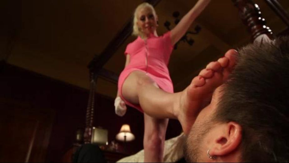 Foot Pervert Jerks Off To High Heels, starring Lorelei Lee and James Riker, produced by Kink. Video Categories: BDSM, Blondes and Fetish.