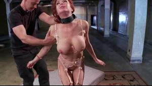 Veronica Avluv's Pussy Quivers and Squirts.