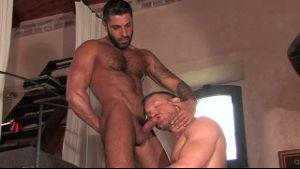Raul And Tomas' Gay Euro Affair.