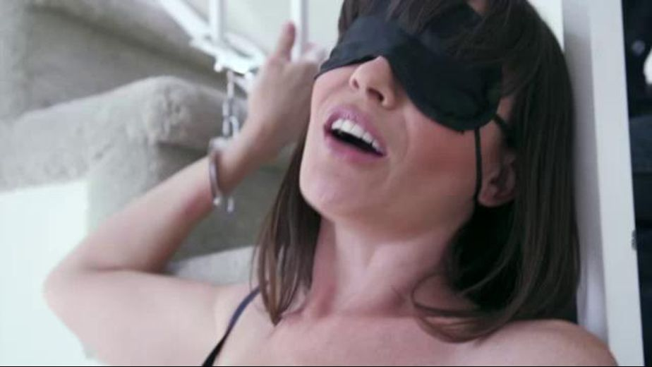Wife Put In A Blindfold, starring Dana DeArmond and Xander Corvus, produced by New Sensations. Video Categories: Fetish and BDSM.