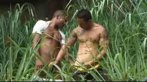 Latinos Outdoors In the Wilds of Brazil.