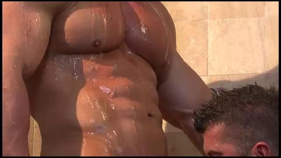 Mr. Muscle Monster Meat Man And Adam Killian, starring Adam Killian and Zeb Atlas, produced by Falcon Studios and Falcon Studios Group. Video Categories: Muscles, Big Dick and Blowjob.