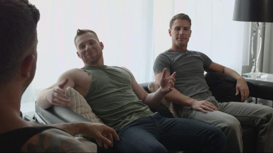 Get Inside the New Guys' Heads, starring Trace Kendall and Owen Michaels, produced by Lucas Entertainment. Video Categories: Muscles.