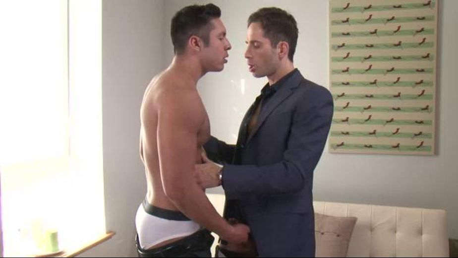 Rich Gay Professionals Secret Life, produced by Lucas Entertainment. Video Categories: Muscles, Bareback and Anal.