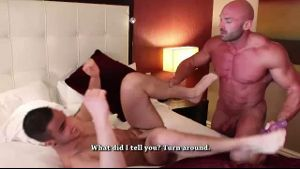 Max Chevalier Turns the Tables on Felix Brazeau.