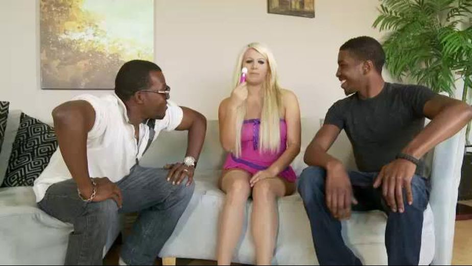 Neighborhood Nympho Demands Black Dick, starring Laela Pryce, Isiah Maxwell and Moe Johnson, produced by Black Market Entertainment. Video Categories: Threeway, Interracial, Blondes, Big Dick and Blowjob.