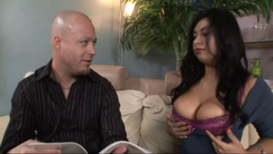 Explaining English To A Busty Latina Student, produced by Mile High Media and Brain Candy. Video Categories: Latin, Interracial and Big Tits.