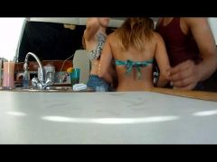 Cuckold Tales 3: Amateur Wives And Cuckold Hubbies - Scene 1