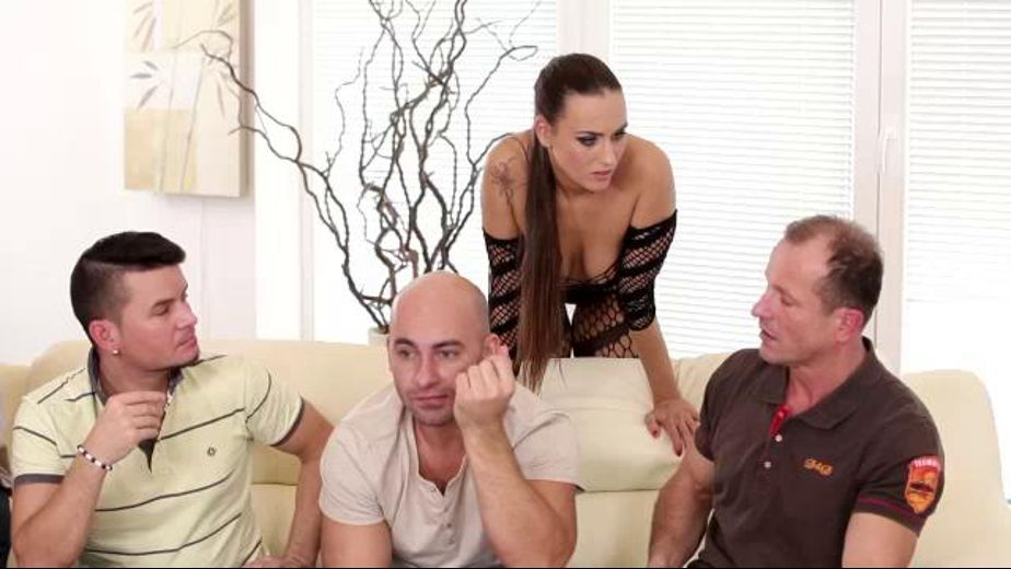 Mea Melone Or Sports on TV, starring Mea Melone, produced by Doghouse Digital and Mile High Media. Video Categories: Brunettes, GangBang and Blowjob.