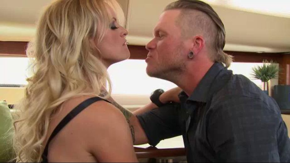 Stormy Daniels Is Pretty Dangerous, starring Stormy Daniels and Brendon Miller, produced by Wicked Pictures. Video Categories: Adult Humor, Blowjob and Blondes.
