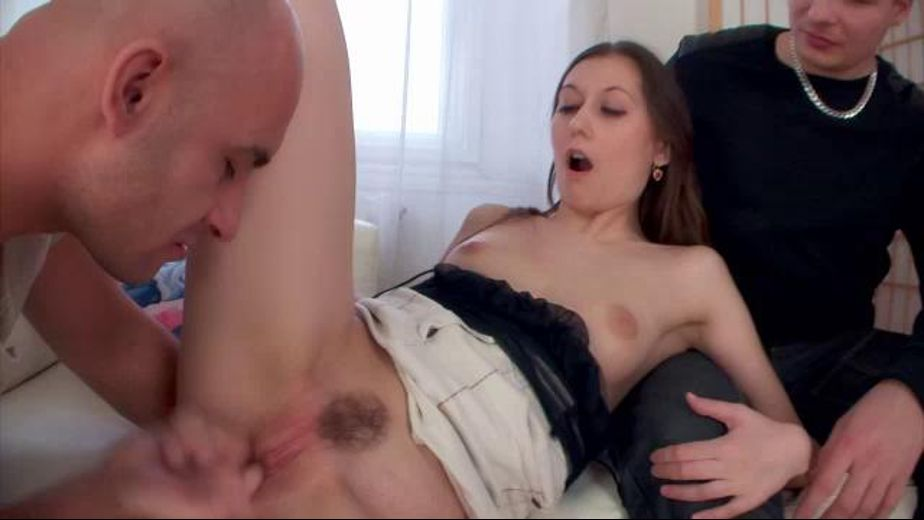 Wife Strap Anal Husband