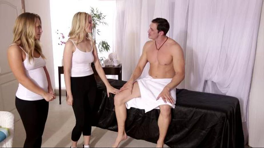 Rubbing Them Out At The Massage Parlour, starring Alli Rae and Brett Ravage, produced by Mile High Media and Sweet Sinner. Video Categories: Blondes.