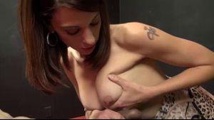 Eva Long Likes Titty Fucking.