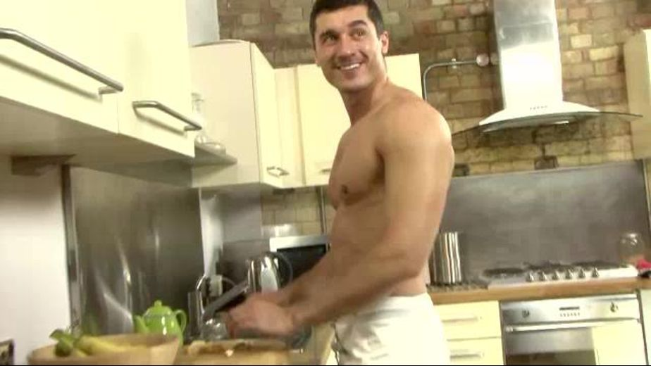 Hey Good Lookin' What Ya Got Cookin'?, starring Jay Roberts and Race Cooper, produced by Uk Naked Men. Video Categories: Euro, Interracial, Muscles and Uncut.
