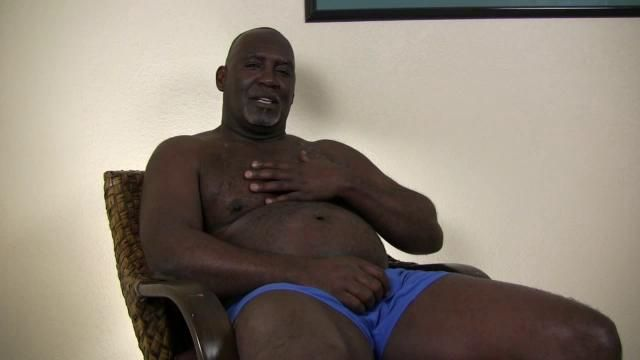 Big daddy black gay